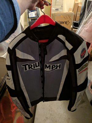 Motorcycle jacket for Sale in McDonough, GA