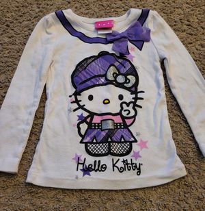 Toddler HELLO KITTY SHIRT for Sale in Blue Bell, PA