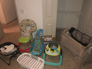 Bundle of Baby Items for Sale in Atlanta, GA