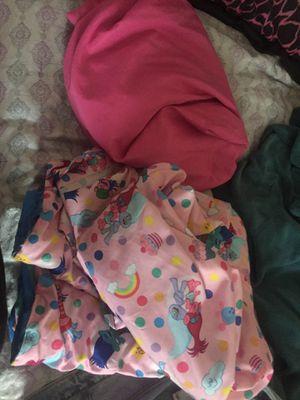 Trolls toddler bed set for Sale in Norfolk, VA