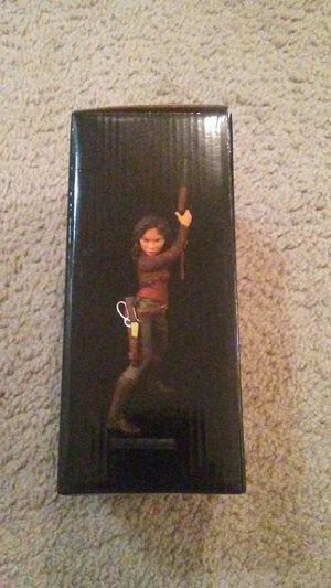 Firefly Mini Masters Zoe Washburne figure and Certificate of Valor for Sale in New Albany, OH