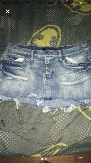 Denim skirt for Sale in Everett, MA