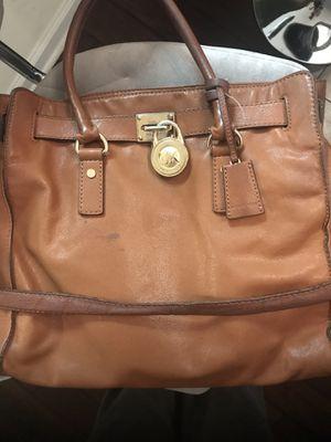 Michael Kors Hamilton purse for Sale in Arlington, VA