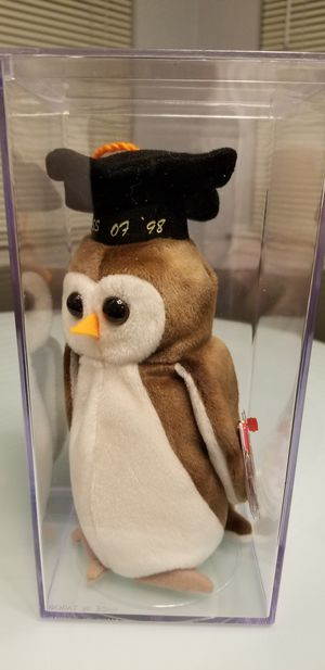 1997 Wise Owl Beanie Baby for Sale in El Paso, TX