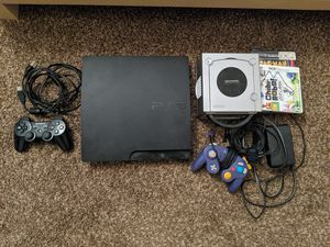 PS3, and Gamecube for Sale in Edmonds, WA