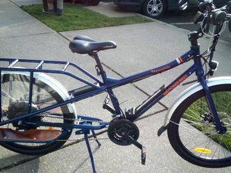 Electric Powered Rad Wagon Bicycle!! for Sale in Puyallup,  WA