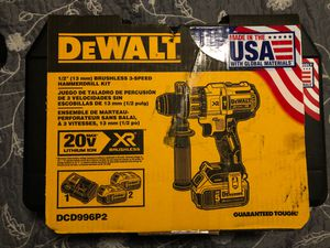 DeWALT hammer drill 3-Speed kit for Sale in Berkeley, CA