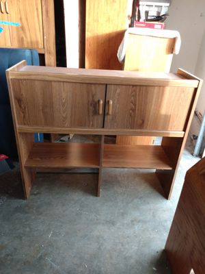 """Cabinet,.Dimensions are 49""""L 42""""h 16""""d for Sale in Kent, WA"""