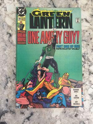 Green Lantern DC Comic Book for Sale in Anaheim, CA