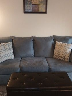 Turquoise Sofa Sleeper Full Size Mattress for Sale in Ballwin,  MO