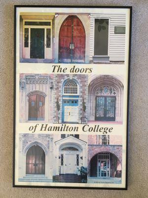 The Door of Hamilton College $5 for Sale in Everett, WA