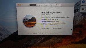Macbook pro 2017 for Sale in Winter Haven, FL