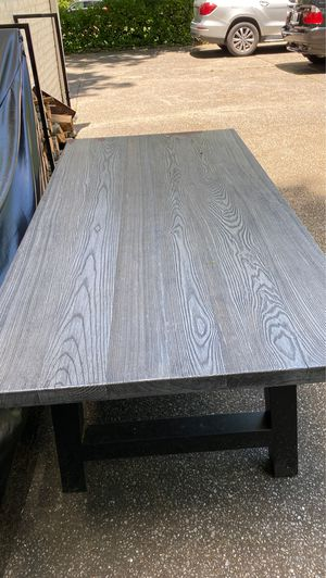 Outdoor dining table for Sale in Nashville, TN