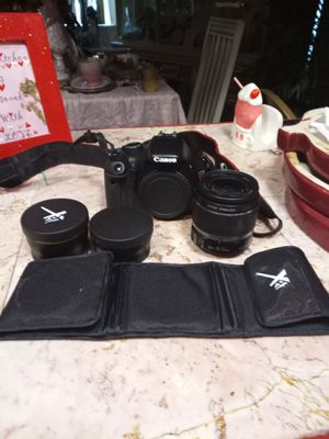 Canon T2i bundle for Sale in Randallstown, MD