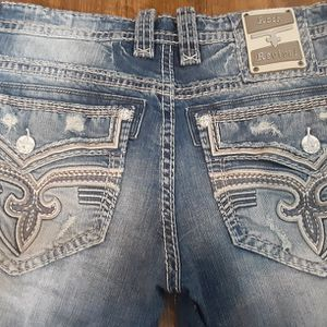 Gold Finch Rock Revival Jeans for Sale in Mesquite, TX