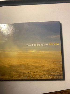 David Buckingham - The View cd for Sale in Highland, IL