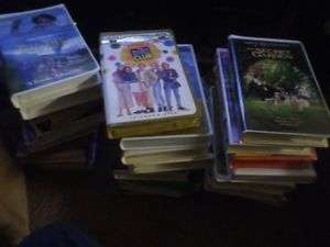 30 VHS tapes for Sale in Port Orchard, WA