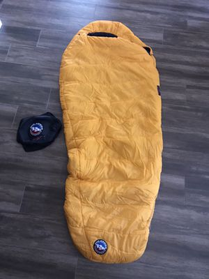 Big Agnes Lost Dog 30° synthetic sleeping bag for Sale in Paradise Valley, AZ