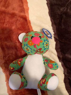 Green teddy bear for Sale in Gresham, OR