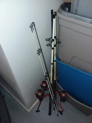 South Bend Competitor Spinning Combo Rod & Reel for Sale in Norfolk, VA