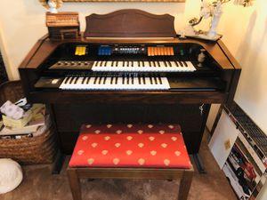Montgomery Ward Electronic Organ 45x23x36H for Sale in San Jose, CA