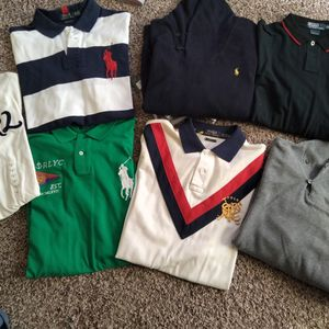 Polo Size XL All Custom Fit for Sale in La Plata, MD