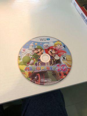 Mario Party 10 for Sale in Miami, FL
