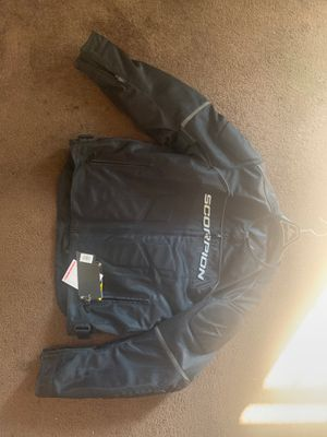 New motorcycle scorpion jacket for Sale in Vernon, CA