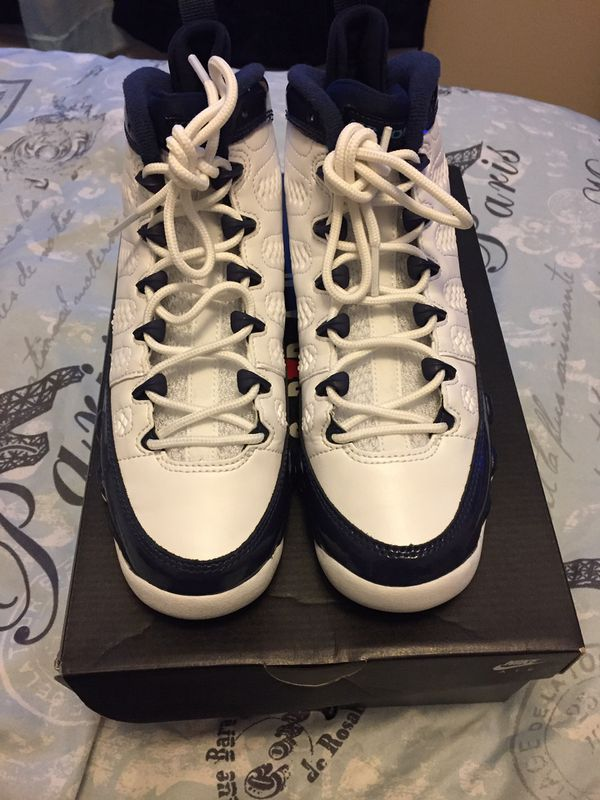 1d888741cda Brand new Jordan 9s size 4y for Sale in Raleigh, NC - OfferUp