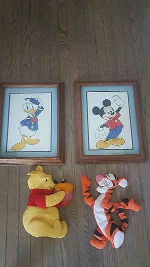 Disney Decor for Sale in Falls Church, VA