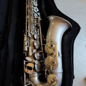 Borgani Jubilee Pearl Silver Alto Saxophone for Sale in Vernon, CA
