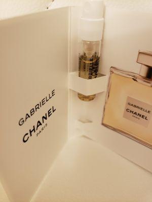 Gabrielle Chanel perfume (sample) for Sale in Tamarac, FL