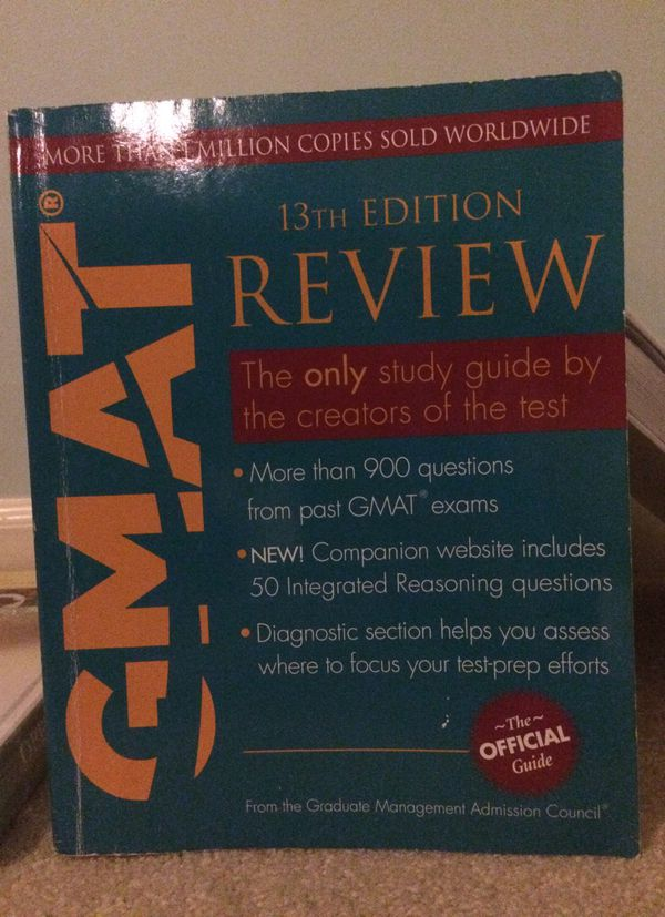 GMAT Prep Guides - will deliver if close