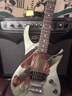 Guitar/ amp for Sale in Dearborn, MO