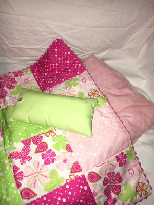 American Girl Doll Blossoms and Bloom Bedding Only for Sale in Hillsboro, OR