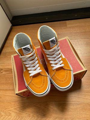 Orange High Top Vans for Sale in Warren, MI