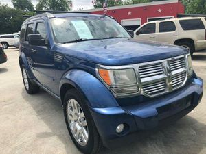 2010 Dodge Nitro for Sale in Houston, TX