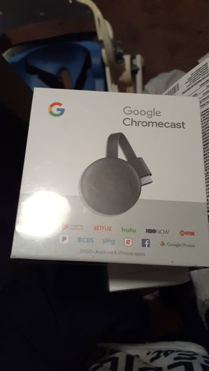 Google chromecast for Sale in Antioch, CA