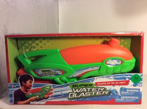 Brand New Super Water Blaster for Sale in Wake Forest, NC