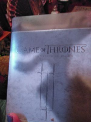 Game of throwns third series for Sale in Puyallup, WA