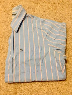 Abercrombie and Fitch Muscle Shirt, Large for Sale in Springfield, VA