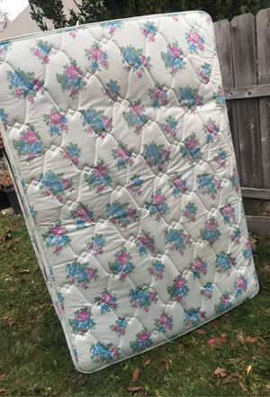 FREE FULL SIDE BED & FRAME CLEAN! for Sale in Medford, OR