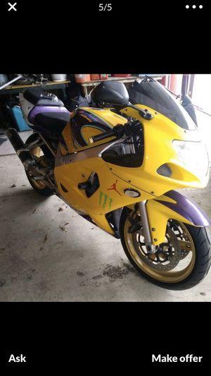 2003 Suzuki gsxr 600 for Sale in Sandwich, IL