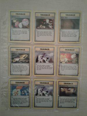 Pokemon trading card lot for Sale in Davis, CA