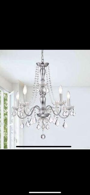 Crystal chandelier for Sale in Fairfax Station, VA