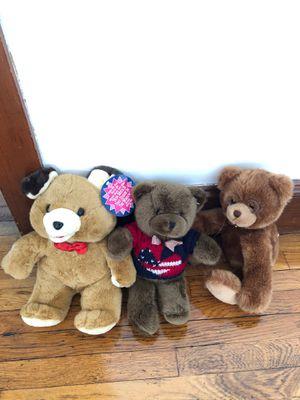 Teddy bears 🧸 for Sale in Cranston, RI