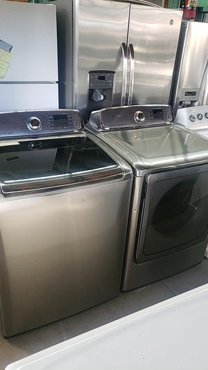 Samsung lg Capability Washer and Gas Dryer Set for Sale in Fontana, CA
