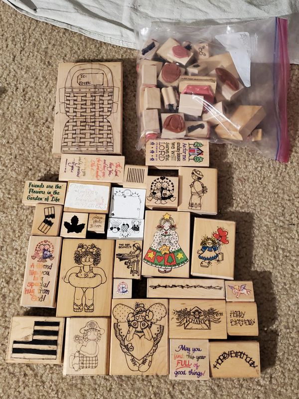 Ink Stamps