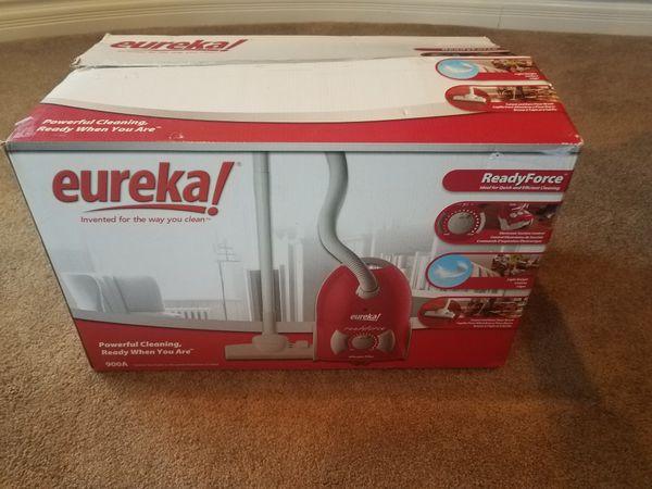 Vacuum Eureka Readyforce