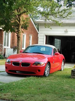 2004 BMW Z4 2.5I for Sale in Grand Rapids, MI